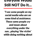 The headline of this post 'If It Were Easy Everyone Would Still NOT Do It...' over a background image of white space.
